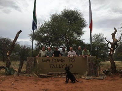 Tally-Ho Hunting Safaris - Best of 2017